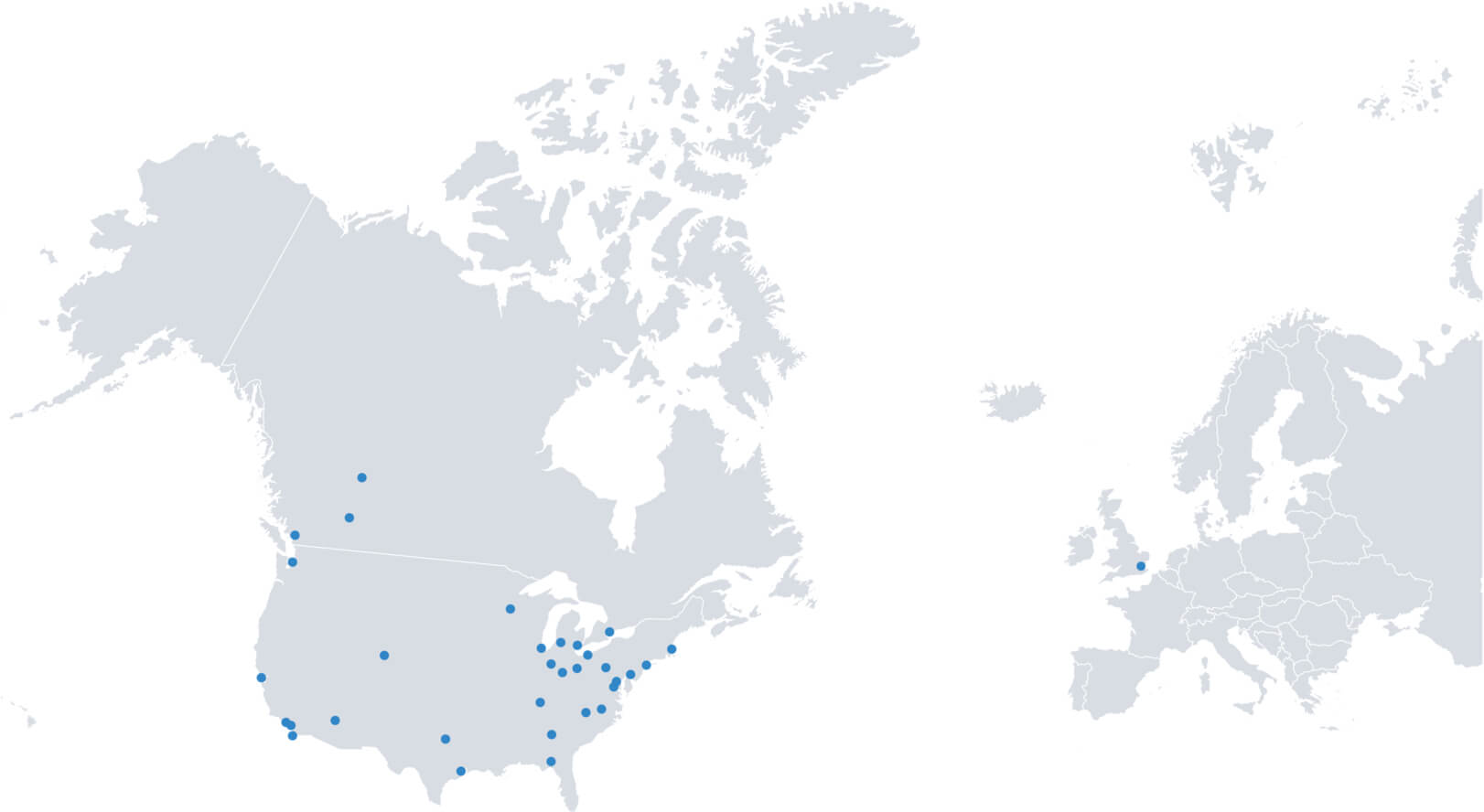 PitchBook Map